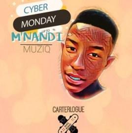 Carterlogue - Cyber Monday